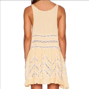 Free People Dresses - Free People Intimately Voile Lace Trapeze Dress-I5